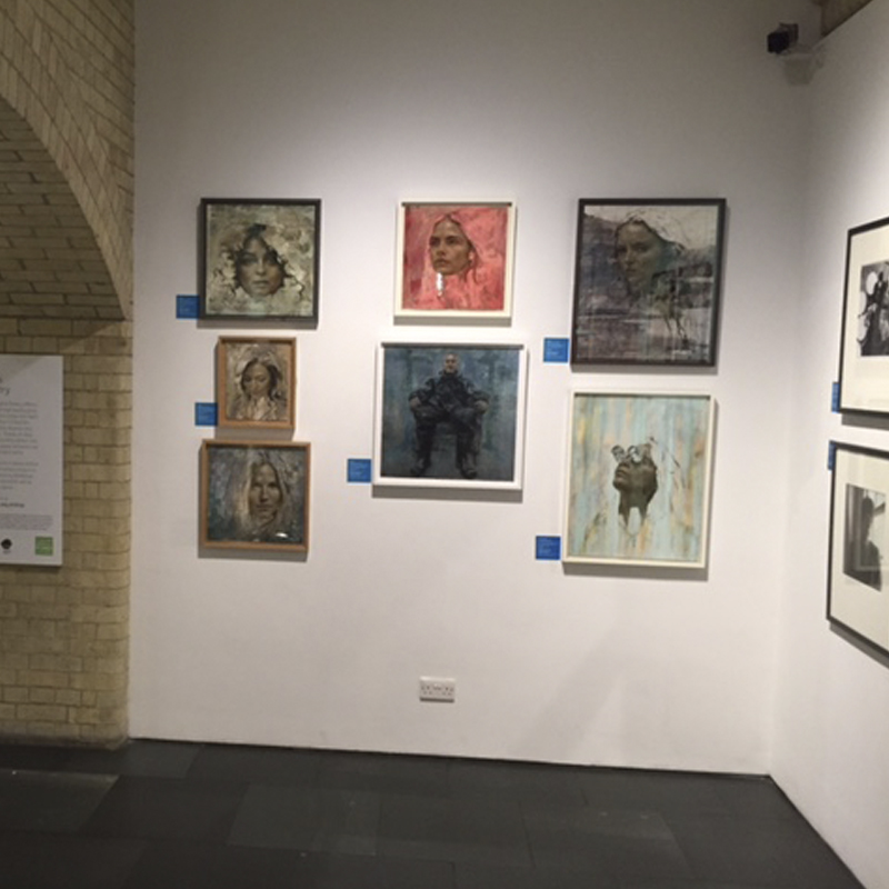 Catching our eye:  Jonathan Yeo, National Portrait Gallery thumbnail