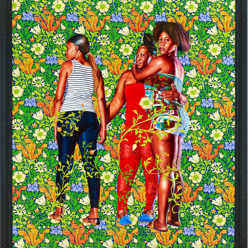 Kehinde Wiley, 'The World Stage: Jamaica' thumbnail