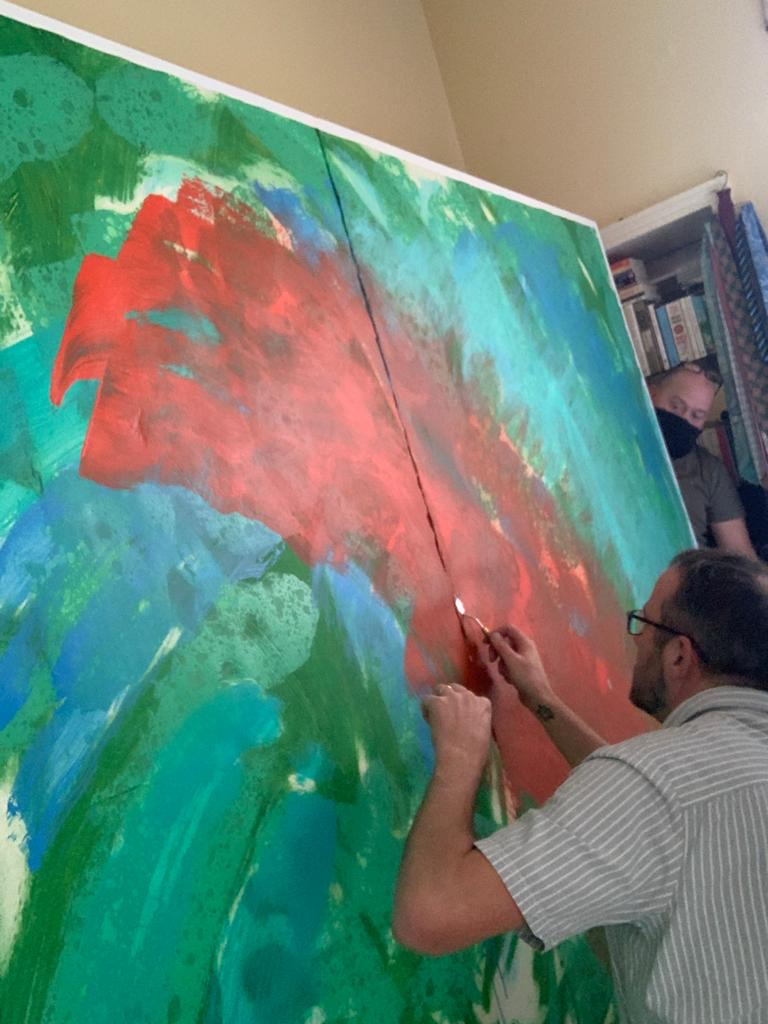 Howard Hodgkin installation thumbnail