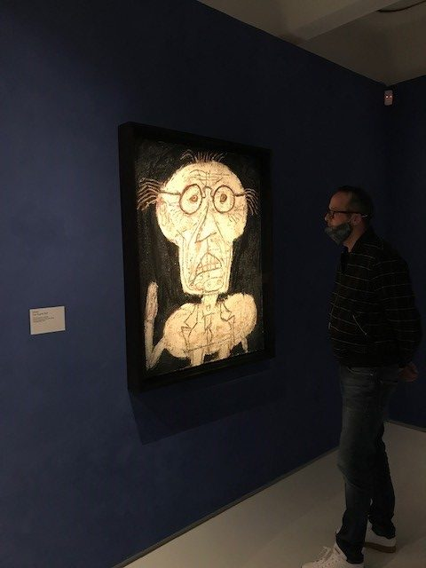Jean Dubuffet at the Barbican thumbnail
